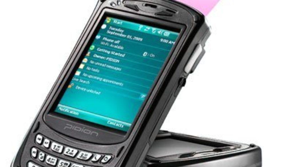 terminal portable