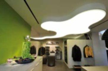 Des boutiques plus attractives à LED d'ampoules