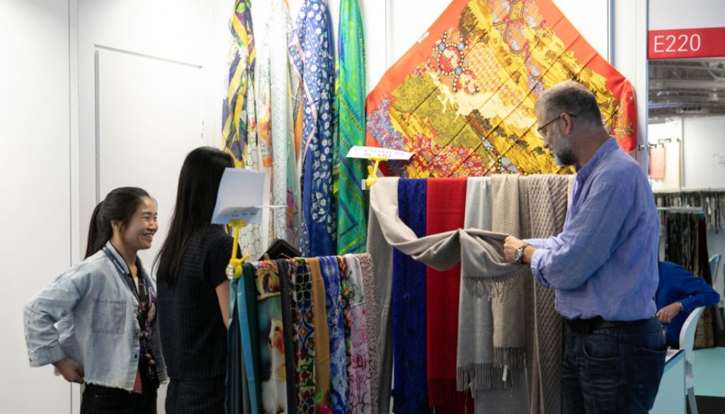 APPAREL SOURCING et SHAWLS&SCARVES PARIS, le grand rendez-vous