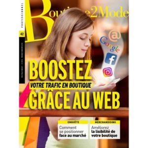 B2M 42 – Boostez votre trafic en boutique grâce au web