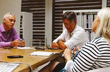 Interview croisée - Marie-Laure Bellon - Etienne Cochet