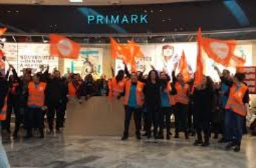 Nouvelles grèves chez Primark