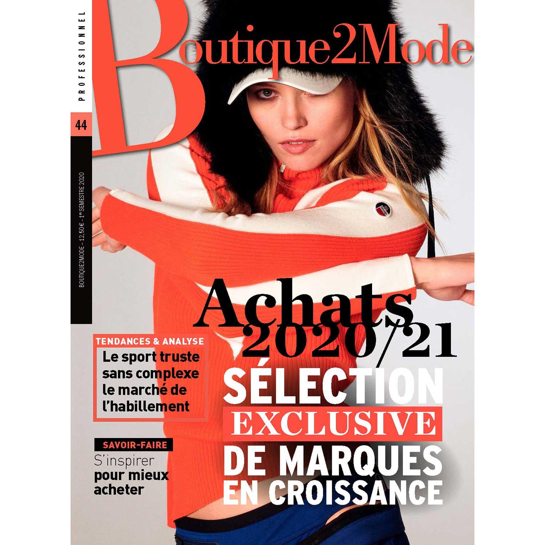 Boutique2Mode N°44, Sélection exclusive de marques en croissance